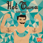 SURFDISCO - Hot Tuna EP (Front Cover)