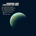 SWIMMING LOOP - Lightyears Far Away (Front Cover)