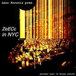 Leon Koronis pres Zeecc In NYC
