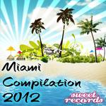 VARIOUS - Miami Compilation 2012 (Front Cover)