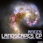 ANEES - Landscapes (Front Cover)
