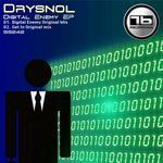 DRYSNOL - Digital Enemy (Front Cover)