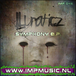 LUNATICZ - Symphony EP (Front Cover)