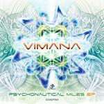 VIMANA - Psychonautical Miles EP (Front Cover)