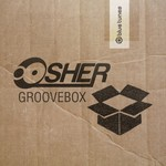 OSHER - Groove Box (Front Cover)