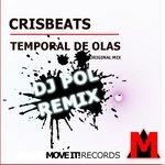 DJ POL - Temporal De Olas (Front Cover)
