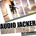 AUDIO JACKER - Miami Disco EP (Front Cover)