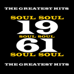 VARIOUS - 1961 - Soul - The Greatest (Front Cover)