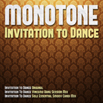 MONOTONE feat ROBY GOLD - Invitation To Dance (Front Cover)