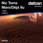 TOMS, Nic - Mars (Front Cover)