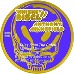 MANSFIELD, Anthony - Tales From The Gulch (Front Cover)