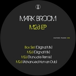 MARK BROOM - M28 EP (Front Cover)