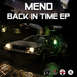 MEND - Back In Time EP (Front Cover)