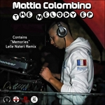 COLOMBINO, Mattia - The Melody EP (Front Cover)