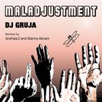 DJ GRUJA - Maladjustment EP (Free Release) (Back Cover)