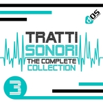 VARIOUS - Tratti Sonori: The Complete Collection Vol 3 (Front Cover)