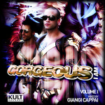 CAPPAI, Giangi/VARIOUS - KULT Records Presents Gorgeous I Am (A mixed & non mixed compilation By Giangi Cappai) (Front Cover)