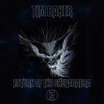 BAKER, Tim - Return Of The Chupacabra (Front Cover)