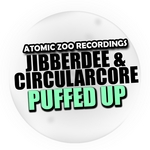 JIBBERDEE/CIRCULARCORE - Puffed Up (Front Cover)