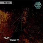 VOLSKI - Swayak EP (Front Cover)