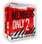 SAMPLE STATION - Free Samples 2 (Sample Pack WAV) (Front Cover)