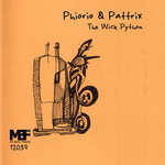 PHIORIO/PATTRIX - The Wick Python (Front Cover)