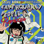 AOKI, Steve feat RIVERS CUOMO - Earthquakey People (remixes) (Front Cover)