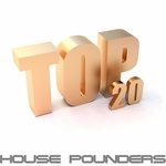 VARIOUS - Top 20 House Pounders (Selected By Discomichl An Ultimate Voyage Into Electro Disco & Deep House) (Front Cover)