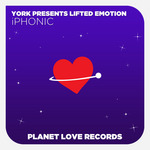 YORK presents LIFTED EMOTION - iPhonic (Front Cover)