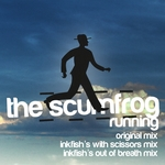 SCUMFROG, The - Running (Front Cover)
