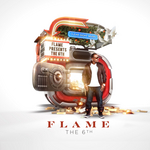FLAME - The 6th (Front Cover)