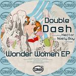 DOUBLE DASH - Wonder Women EP (Front Cover)
