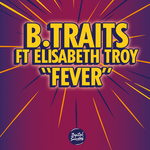 BTRAITS - Fever (Front Cover)