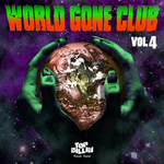 VARIOUS - World Gone Club Vol 4 (Front Cover)