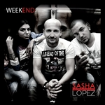 LOPEZ, Sasha feat BROONO/ALE BLAKE - Week-End (Front Cover)