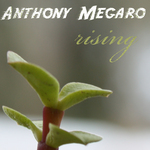 MEGARO, Anthony - Rising (Front Cover)