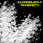 ALCOHOLIDAY - Diversity (Front Cover)