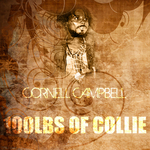 CAMPBELL, Cornell - 100 lbs Of Collie (Front Cover)