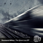 REVEREND MITTON - The Silver Lining EP (Front Cover)