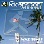 VARIOUS - Fadersport WMC Tunes 2012 (Front Cover)