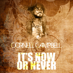 CAMPBELL, Cornell - It's Now Or Never (Front Cover)