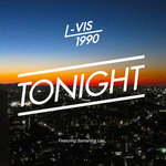 L-VIS 1990 feat SAMANTHA LIM - Tonight (Front Cover)