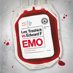 LES TRASHICK vs EDWARD F - EMO (Front Cover)