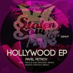 PETROV, Pavel - Hollywood EP (Front Cover)