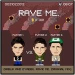 DIABLIK/OYAEBU - Rave Me (Front Cover)