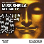 MISS SHEILA - Nectar EP (Front Cover)