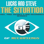 LUCAS & STEVE - The Situation (Front Cover)