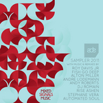 VARIOUS - Mixed Signals Music ADE 2011 Sampler (Front Cover)