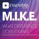 MIKE - What Difference Does It Make (Front Cover)