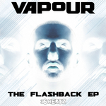DJ VAPOUR - The Flashback EP (Front Cover)